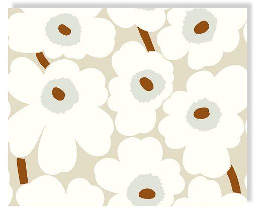 Smita Tapete 23351 Marimekko Vol.5 Blumen Vinyl Vlies Vliestapete Designtapete